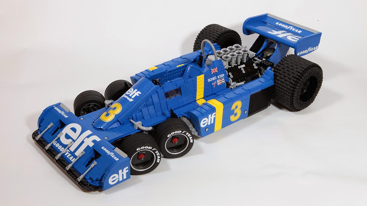 Tyrrell P34 1:5